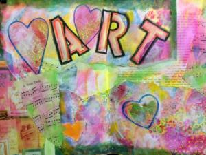 Another Art Journal Wednesday